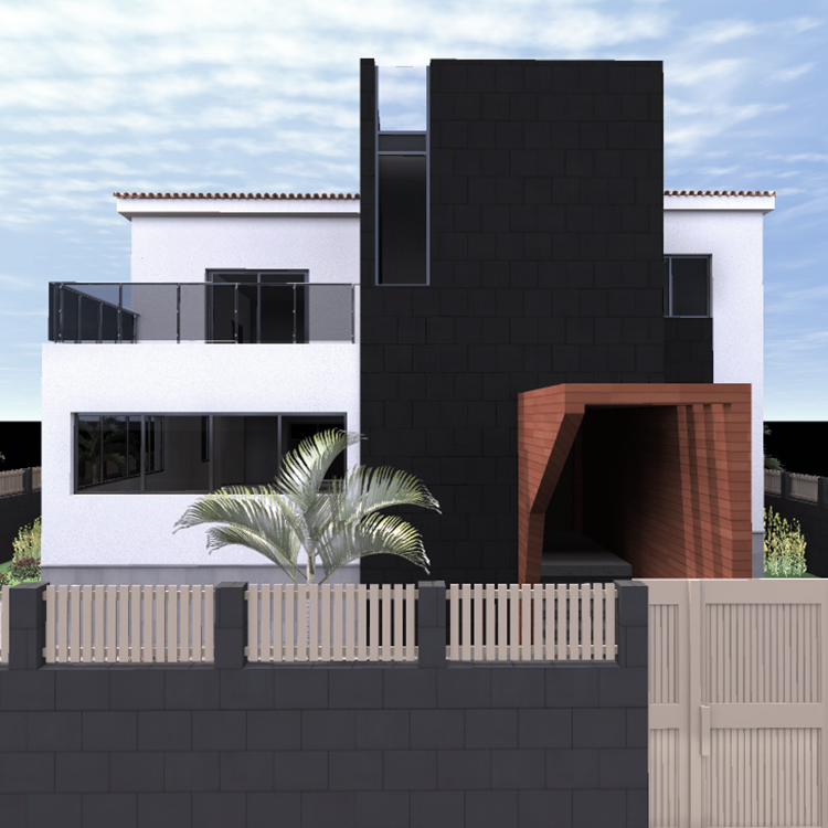 <i>Reforma Chalet</i><span>Arquitectura</span>